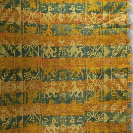 Early Wool Wall Hanging