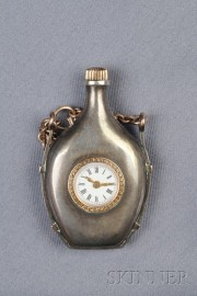 Whimsical Antique Chatelaine Watch