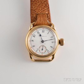 Tiffany & Co. 10kt Gold Wristwatch