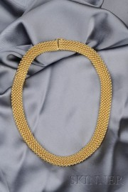 18kt Gold Necklace, Unoaerre