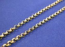 Antique 18kt Gold Chain