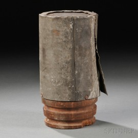 U.S. Six Pounder Canister Shot