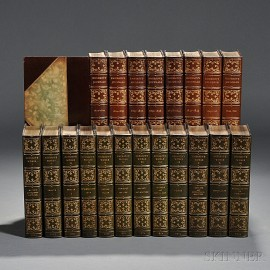 Emerson, Ralph Waldo (1803-1882) The Complete Works  , Manuscript Edition; [and] Journals  , Large Paper Edition