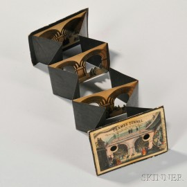 """""""Thames Tunnel"""" Optical Illusion Toy"""