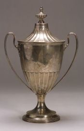 Howard & Co. Sterling Presentation Cup