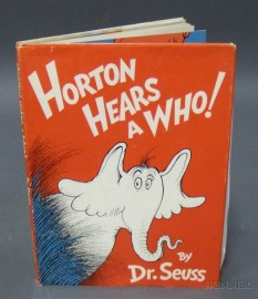 Dr. Seuss, Horton Hears a Who