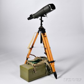 Kevin Kuhne Binocular with Mount and Tripod