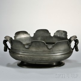 Continental Pewter Monteith