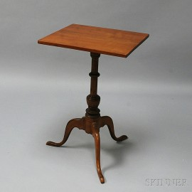 Federal Maple Candlestand
