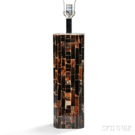 Mosaic Tablet Table Lamp
