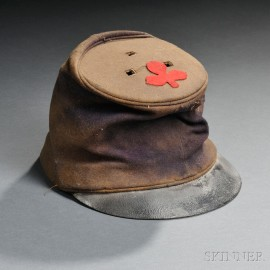 McDowell-style Federal Forage Cap with 2nd Corps Badge