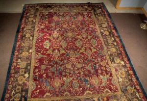 Sold for: $43,475 - Indo-Persian Carpet