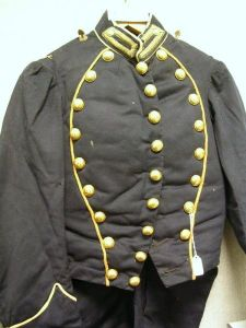 Sold for: $23,500 - Lot of Civil War Era Uniforms
