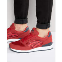 Asics Gel-atlanis - Sneakers - Rot