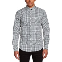 Ben Sherman Herren Regular Fit Freizeithemd LS HOUSE CHECK