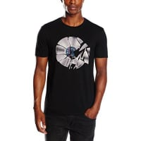 Ben Sherman Herren Sport Top Shattered Record