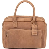 Burkely Vintage Business Schoudertas 792122 Taupe
