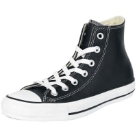 Converse Chuck Taylor All Star Leather Sneaker schwarz/weiß