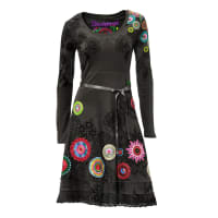 Desigual Shirtkleid, Damen, grau