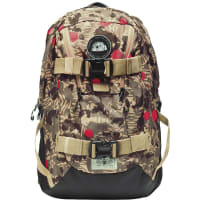 Element The Daily Rucksack braun rot braun rot