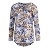 Esprit Bluse mit All Over-Print