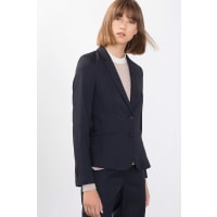 Esprit ESPRIT COLLECTION Business Blazer mit Hornknöpfen, blau, NAVY
