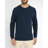 Minimum Sweatshirt mit Rundhalsausschnitt Jared Pr in Grau