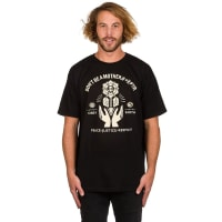Obey Motherfr T-Shirt black / zwart