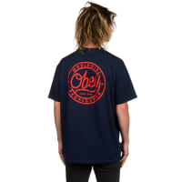 Obey Since 1989 T-Shirt navy / blauw