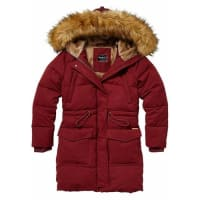 Pepe Jeans London Parka »Garland« rot