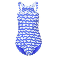 Seafolly TIDAL WAVE Badpak blue ray