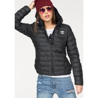 adidas Originals Steppjacke, schwarz