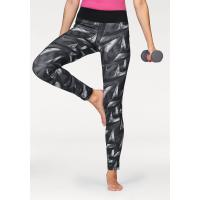 adidas Performance Funktionstights »LONG TIGHT AOP«, schwarz