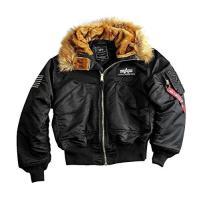 alpha industries herren jacken winterjacke 45p hooded custom. Black Bedroom Furniture Sets. Home Design Ideas
