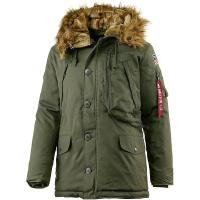 Alpha Industries Polar Jacket Parka Herren