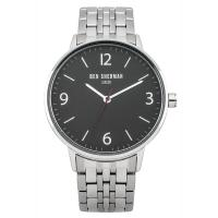 Ben Sherman Uhr silvercoloured