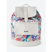 Bench Canvas-Rucksack Doubleact B mit Psychedelic-Muster