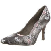 Bruno Banani Pumps, Damen Pumps, Mehrfarbig (Black Multi 049), 36 EU