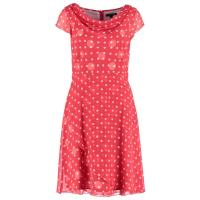 Comma Freizeitkleid red