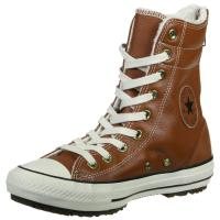 Converse All Star Hi-Rise Boot W Schuhe braun