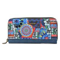 Desigual MONE_ZIP AROUND CULTURE CLUB - Portemonnaies & Clutches - mehrfarbig