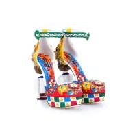 Dolce & Gabbana Carretto Mary Janes