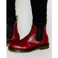 Dr. Martens 2976 - Chelsea-Stiefel - Rot