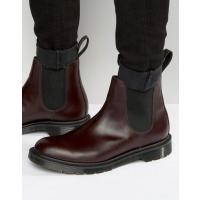 Dr. Martens Made In England - Graeme - Chelsea-Stiefel - Rot