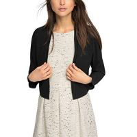 Esprit Damen Blazer Regular Fit