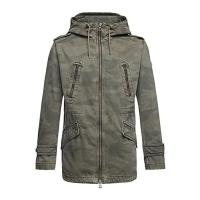 Boss Orange by Hugo Boss Kurz-Parka mit Camouflage-Muster: ´Olivero-D