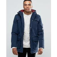 Jack & Jones Kapuzenparka - Marineblau