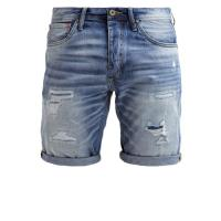 Jack & Jones JJIRICK JJORIGINAL Jeans Shorts blue denim