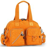 Kipling Basic Defea 15 Handtasche 33 cm, orange