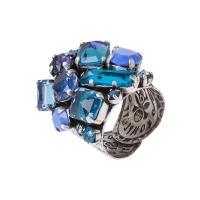 Konplott TO KATHARINE WITH LOVE II Ring blue